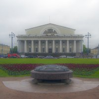Здание Биржи :: Valerii Ivanov