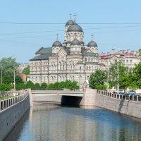 Свято-Иоаннов Монастырь :: Илья Шипилов