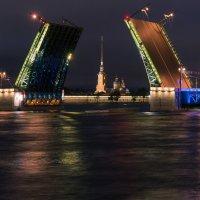 Развод мостов :: Илья Шипилов