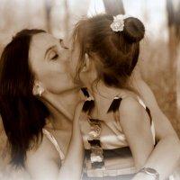 Материнское счастье. :: ОЛЬГА КОСТИНА