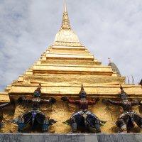 Храмы Бангкока :: Сергей Карцев