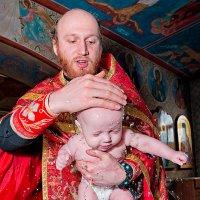 Крещение. :: Татьяна Загара