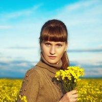В желтых цветах :: Маргарита Маргарита