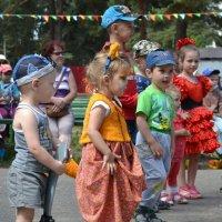 В День защиты детей :: Angelika Faustova