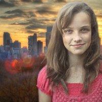 Девочка :: Ксения Зиборова