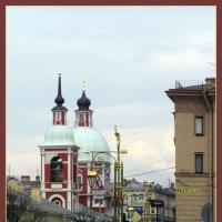 Пантелеймоновская церковь. СПБ :: vadim