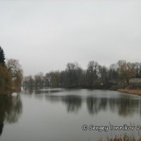 Андрушевка. Усадьба Терещенко. Весна, март 2008 :: Сергей Ионников