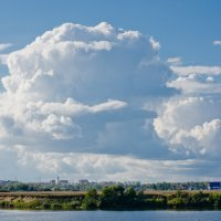 Облака. :: Виктор Евстратов