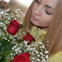 Моя любимая сестрёнка. :: Natasha Ignatieva