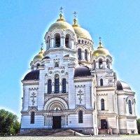 храм в Новочеркасске :: Наталья