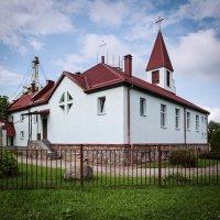 Костел Святого Иоанна Крестителя. Минск. :: Nonna
