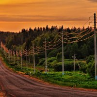Электричество :: Андрей Куприянов