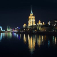 Теплая летняя ночь :: Anna Lipatova