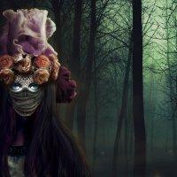 Forest of Dead mists. :: Ольга Игнатьева