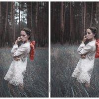 Злая девочка :: Маринка Попова