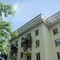 Дома, балконы город Дзержинский :: Ольга Кривых