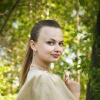 Красотка! :: Елена Герасимова