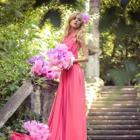 """Фотопроект """"Flowers Queen"""" :: Кристина Kottia"""