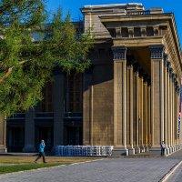 Оперный театр. Вечереет. :: Sergey Kuznetcov