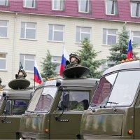 День Военного Автомобилиста в 147 АБМО :: Марина Буренкова