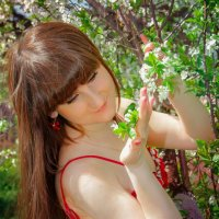 весна :: Мария мария