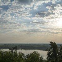 Пробуждение дня! :: Андрей Чиченин