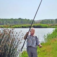 Рыбалка... :: Наталья Костенко