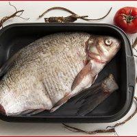 Сегодня будет рыбный ужин. :: Лилия *