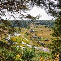 Северная деревенька :: Galina