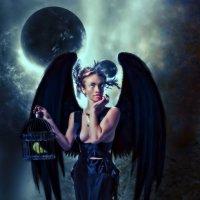 черный ангел :: Viktoriya Bilan
