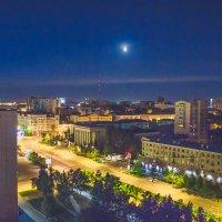 ночной Челябинск :: Равиль Давлет-Киреев