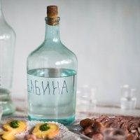 Бабушкина  белая вода :: Лида Спирина