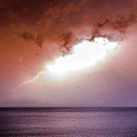 молния и море :: Алексей Яковлев