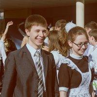 до свидания, школа! :: Андрей Пашков