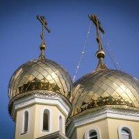 Золотые церквей купола... :: Nonna