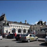 Железнодорожный вокзал. :: Александр TS
