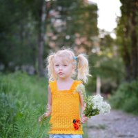 Детское фото :: Олег Юрьев