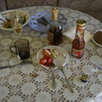 Все  праздники  одинаковы-ЗАКАНЧИВАЮТСЯ! :: A. SMIRNOV
