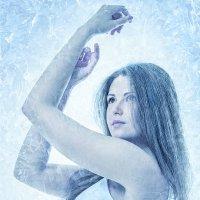 «Ледяная красота» :: Елена Ташбулатова (Yougen)