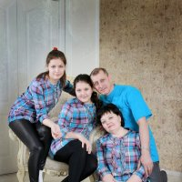 Прекрасное семейство )) :: Мария Дергунова