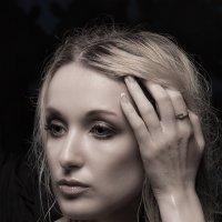 Портрет девушки ч/б :: Наталья Богданова