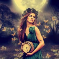 летняя ночь :: Viktoriya Bilan