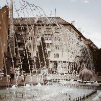 фонтан :: Алла Шишлевская