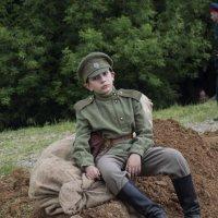 Сын полка :: Алексей Ярошенко