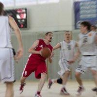 АСБ (Ассоциация студенческого баскетбола) :: Джони Джон