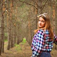 В лесу :: Дина Жакупова