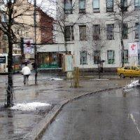 Дождь... :: Сергей Ковалевский