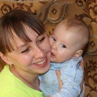 Вот оно счастье мамы :: Вячеслав Романов