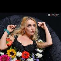Girl flower :: Павел Генов