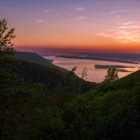 Вид со Стрельной горы. :: Сергей Исаенко